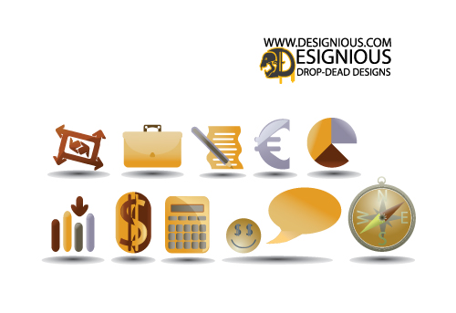 designious icon set2 Free icons sets