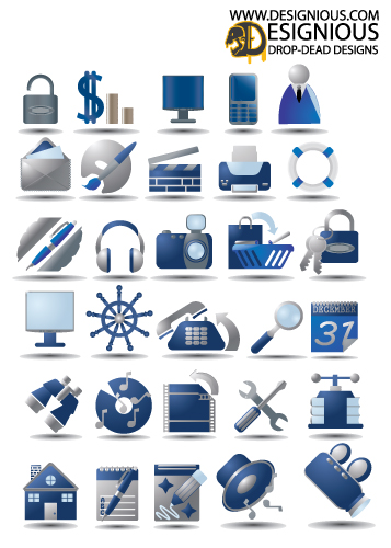 designious icon set3 Free icons sets