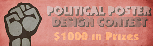 Political design contest