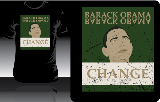 obama t shirt design3 Obama t shirt designs