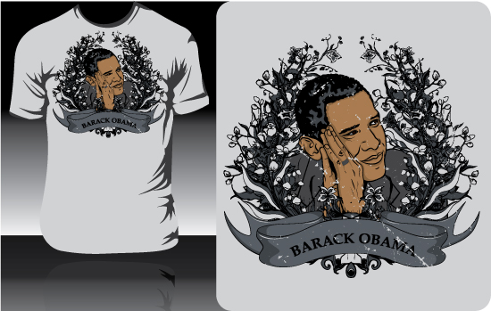 obama t shirt design5 Obama t shirt designs