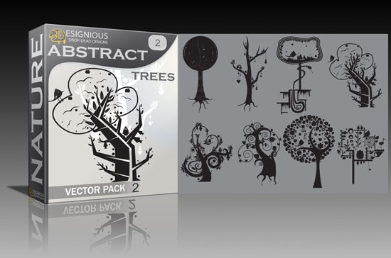 abstract trees 21 Latest additions on Designious.com!