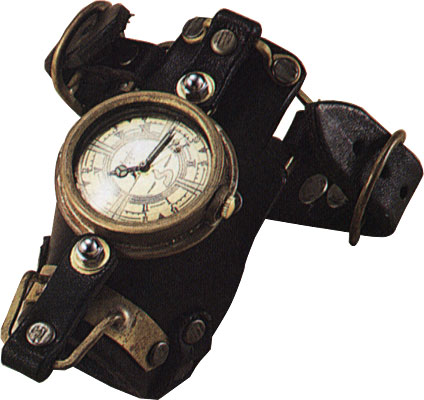 2042 Steampunk   An inspiration from clockworks