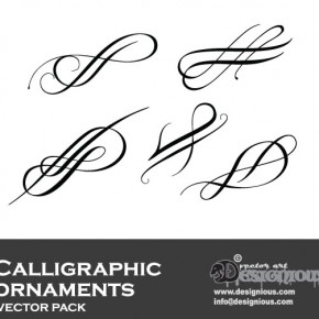 designious-caligraphic-ornaments-teaser