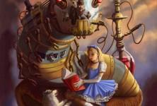 steampunk-alice-in-wonderland
