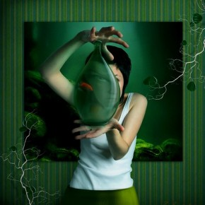 art,fish,girl,green,photo,manipulation,photography-23d687ed9e24abbde798911d2c9c84c6_h