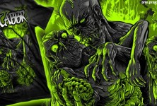 zombies green