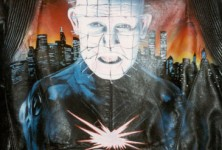 hellraiser on jacket
