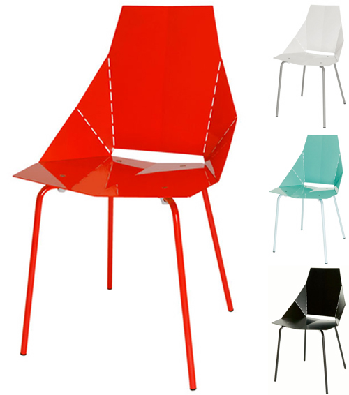 Blue Dot Really Good Chair 25+ Amazing Origami Inspired Designs