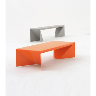Matthias Demacker Origami Bench   Table 226 25+ Amazing Origami Inspired Designs