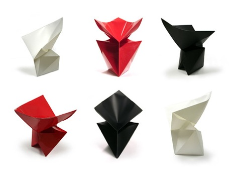 Origami Design 15 25+ Amazing Origami Inspired Designs