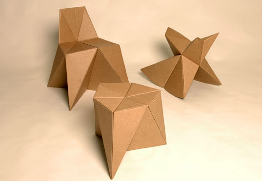 foldschoolcollection 25+ Amazing Origami Inspired Designs