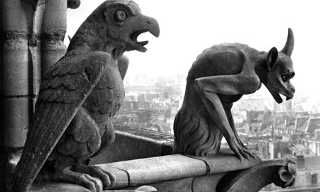 gargoyles1 The Influence of Art History on Modern Design   Gothic Style