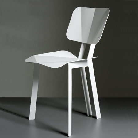 origami chair by so takahashisqu 25+ Amazing Origami Inspired Designs