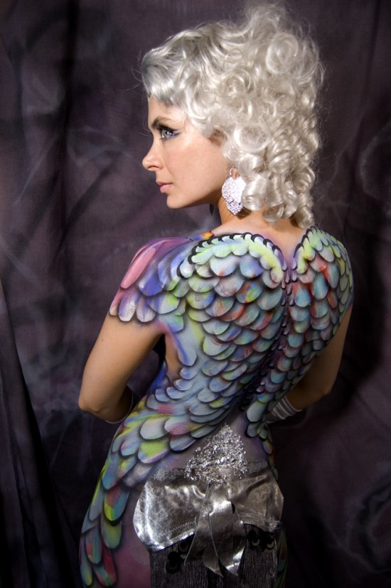 2793645114 29332ec392 o 550x827 Breath Taking Body Painting Art