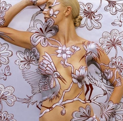 3579428699 6254341395 o Breath Taking Body Painting Art
