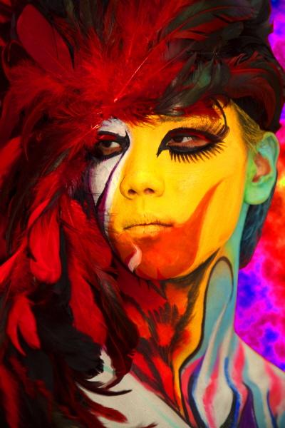 4332300791 e8ba4365b1 o Breath Taking Body Painting Art