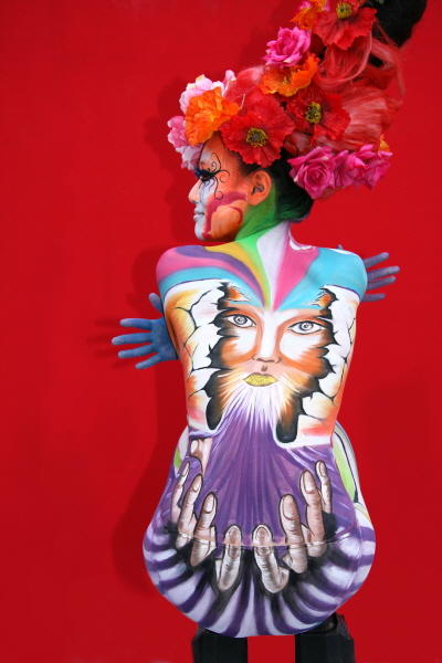 4333042290 c76fe0f2b9 o Breath Taking Body Painting Art
