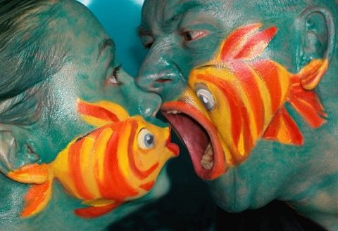 74b752b0fe1ea4ddb37c36339d7e547a2573bed2 m Breath Taking Body Painting Art