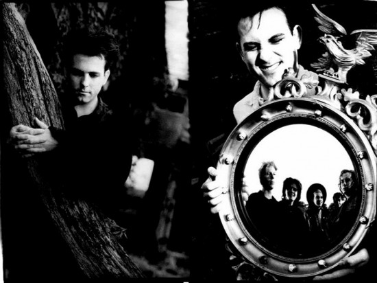 The Cure 1 550x412 The Influence of Art History on Modern Design   Gothic Style