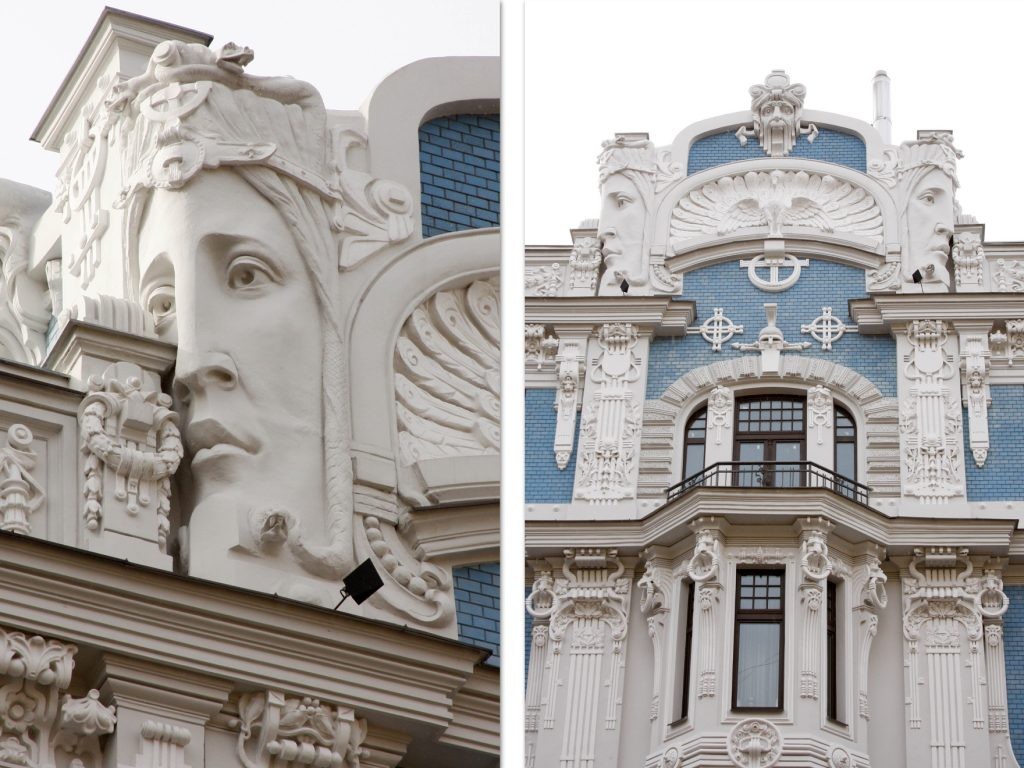 the influence of art history on modern design art nouveau  art nouveau in riga