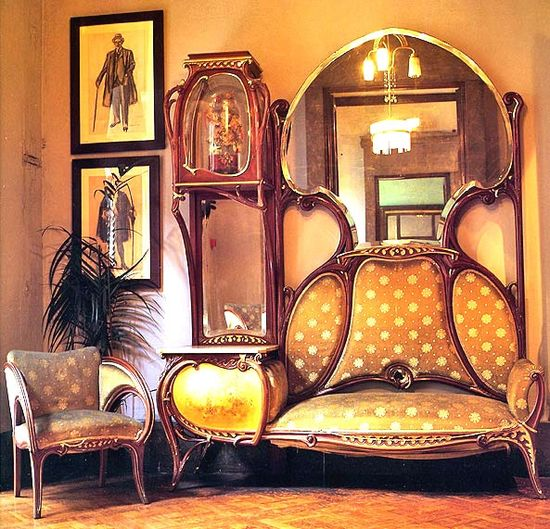 608 The Influence of Art History on Modern Design   Art Nouveau