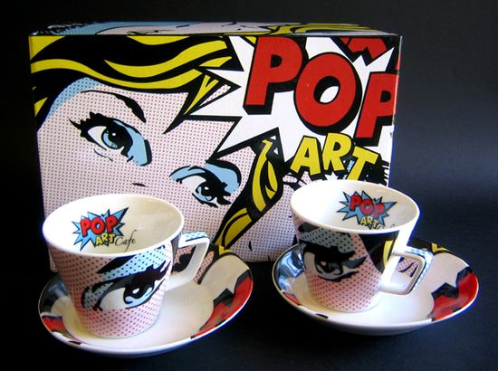 PopArt The Influence of Art History on Modern Design   Pop Art