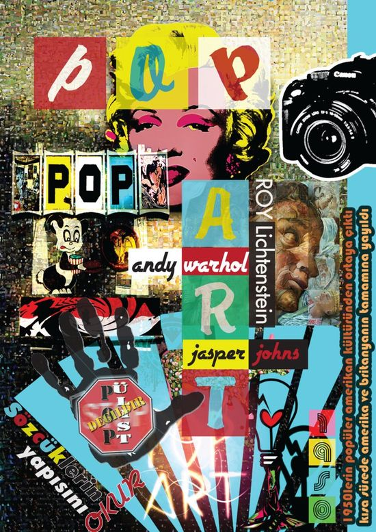 Pop Art by Nitrogliserin2 The Influence of Art History on Modern Design   Pop Art