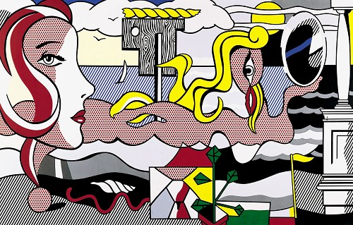 The influence of art history on modern design pop art - Pop art roy lichtenstein obras ...