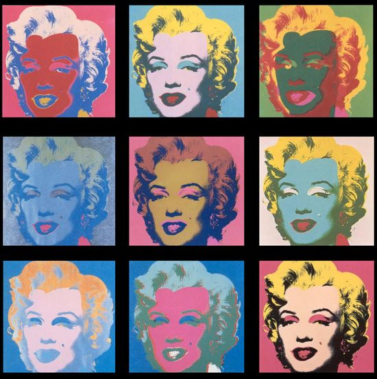 pop art by jluk The Influence of Art History on Modern Design   Pop Art