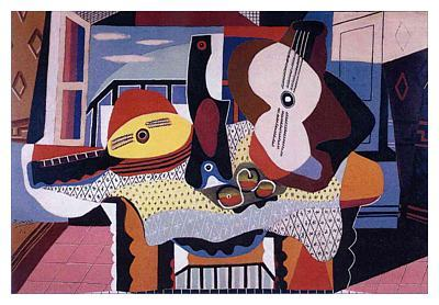 an introduction to the life of juan gris Thanks to gris, cubism renewed with praise for life biography a native of madrid,  - juan gris sets up in a studio at the bateau-lavoir complex 1909.