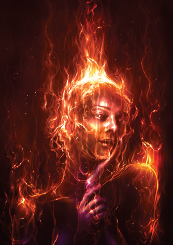 On Fire Photoshop Tutorials Roundup: August 2010
