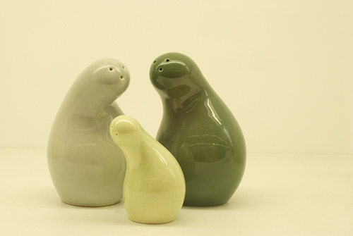 abstract shaped salt and pepper shaker designs 35+ Creative and Funny Salt and Pepper Shakers
