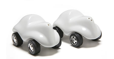cars salt and pepper shakers design 35+ Creative and Funny Salt and Pepper Shakers