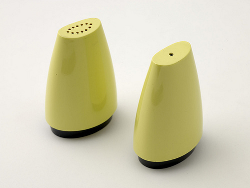 futurist salt and pepper shakers 35+ Creative and Funny Salt and Pepper Shakers