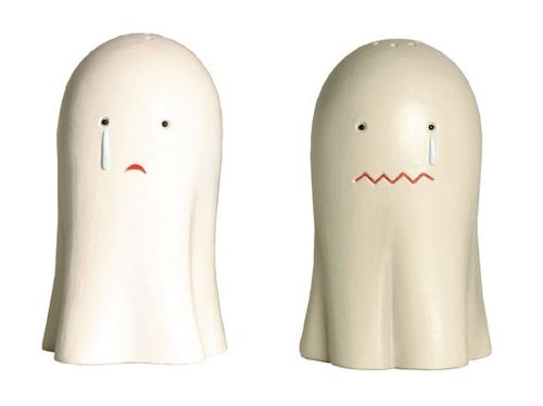 ghosts salt and pepper shakers designs 35+ Creative and Funny Salt and Pepper Shakers