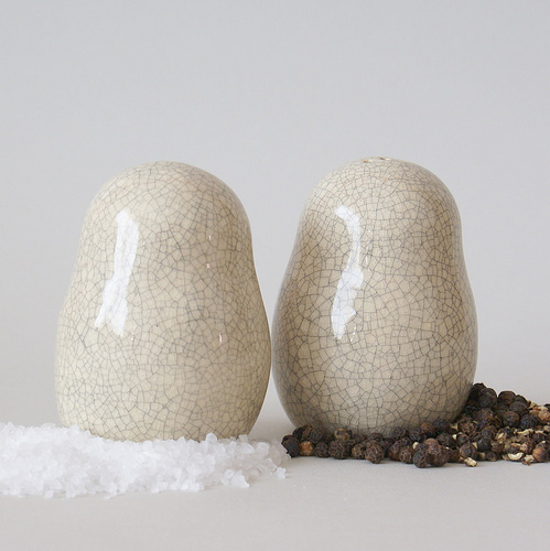 rocky salt and pepper shaker designs 35+ Creative and Funny Salt and Pepper Shakers