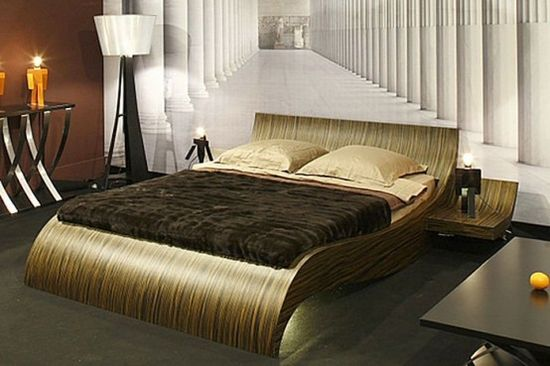 bed design 19 20 Beautiful and Creative Bed Designs
