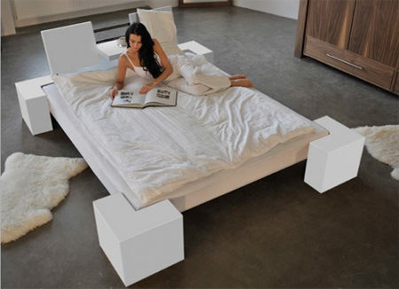 bed design 23 20 Beautiful and Creative Bed Designs