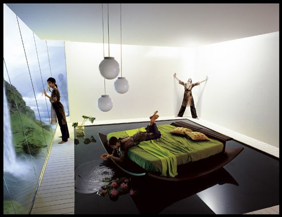 bed design 4 20 Beautiful and Creative Bed Designs
