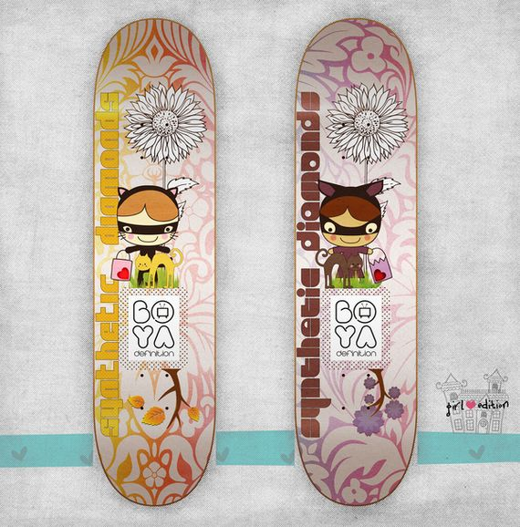 snowboard by jena jelovac Interview with Artist Jana Jelovac