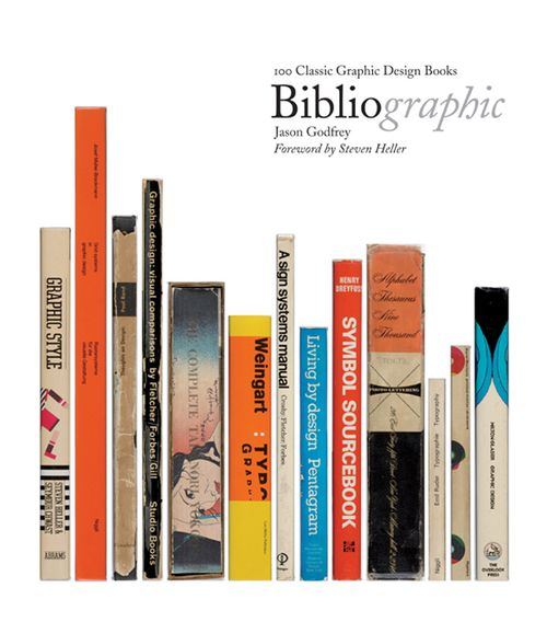 Bibliographic 15 Books Every Graphic Designer Should Read