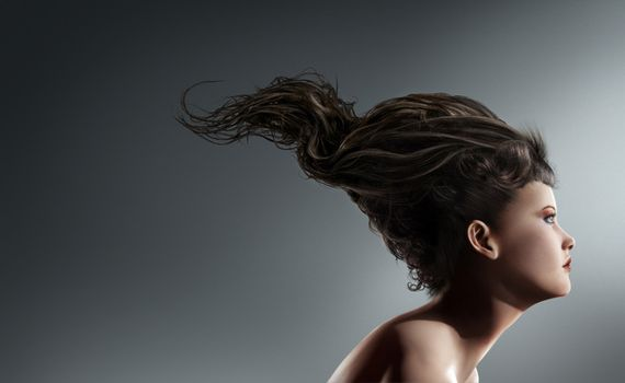 CG Cover Girl 2 Mike Campau Artist of the Week   Mike Campau
