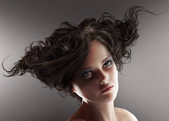 CG Cover Girl1 Mike Campau Artist of the Week   Mike Campau