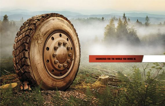 Custom Tire Concept Mike Campau1 Artist of the Week   Mike Campau