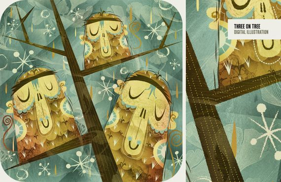 Illustration Alberto Cerriteno 13 Artist of the Week   Alberto Cerriteno
