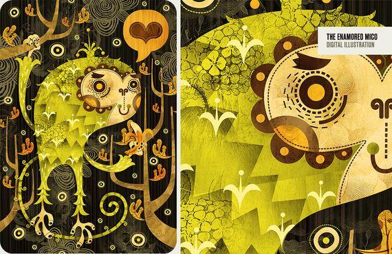 Illustration Alberto Cerriteno 14 Artist of the Week   Alberto Cerriteno