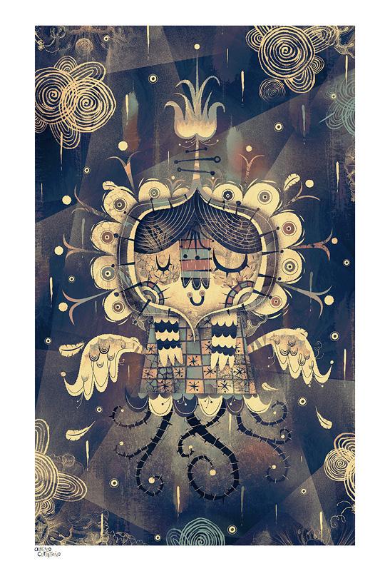 Illustration Alberto Cerriteno 17 Artist of the Week   Alberto Cerriteno