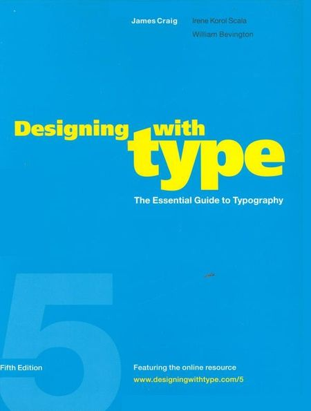 designing with type 15 Books Every Graphic Designer Should Read