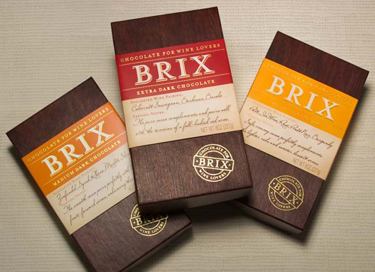 Brix Chocolate Package Design 50+ Creative Chocolate Package Designs